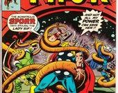 Thor #256 (1962-1996 1st Series Journey Into Mystery) February 1977   Marvel Comics   Grade VG/F