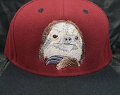 """Phish """"The Sloth"""" Snapback Hat adjustable two tone flat bill 42 hat colors made to order  FREE SHIPPING"""