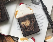 Buttery Wizard's Brew , Handcrafted Artisan Bar Soap, Harry Potter Inspired