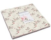 "HOLLY WOODS by 3 Sisters for Moda Fabrics - Layer Cake - (42) 10"" x 10"" Squares - 44170LC"