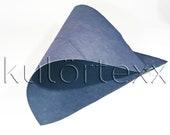 kulörtexx jeansblau ~ 50cm x 150cm - 0,5 mm stark