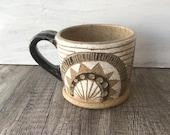 Sandstone: ceramic mug