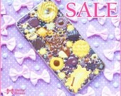 SALE !!! Kawaii iPhone 6 Plus case -Chocolate Dream-  by Dolly House