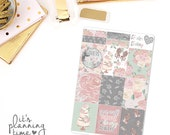 Forever and Always Decorative Full Box Planner Stickers