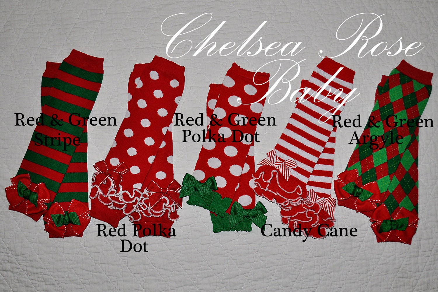 Christmas baby leg warmers toddler girl arm warmers baby legs baby