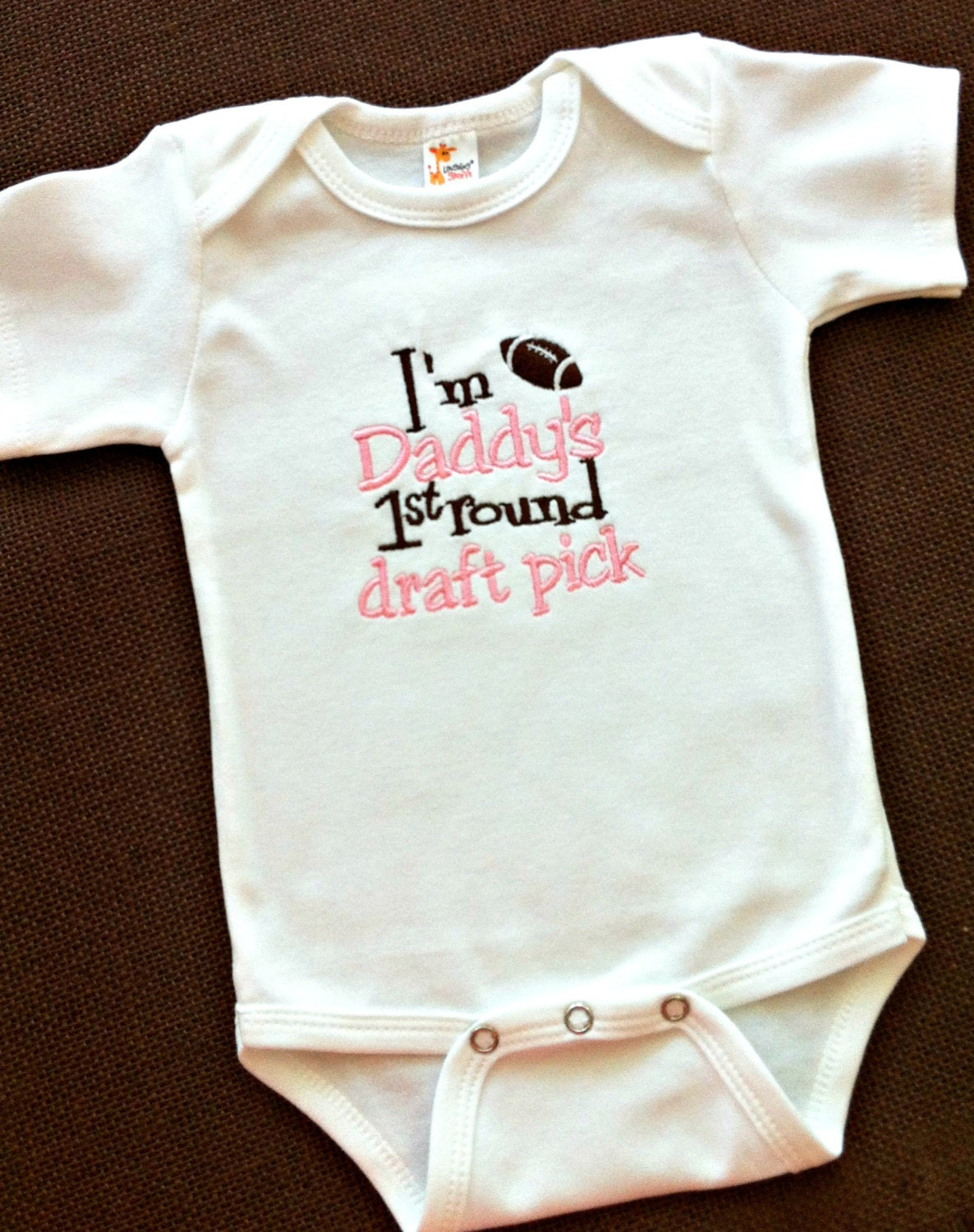 Baby Girls Bodysuit Outfit Baby Shower By Allthatsassboutique