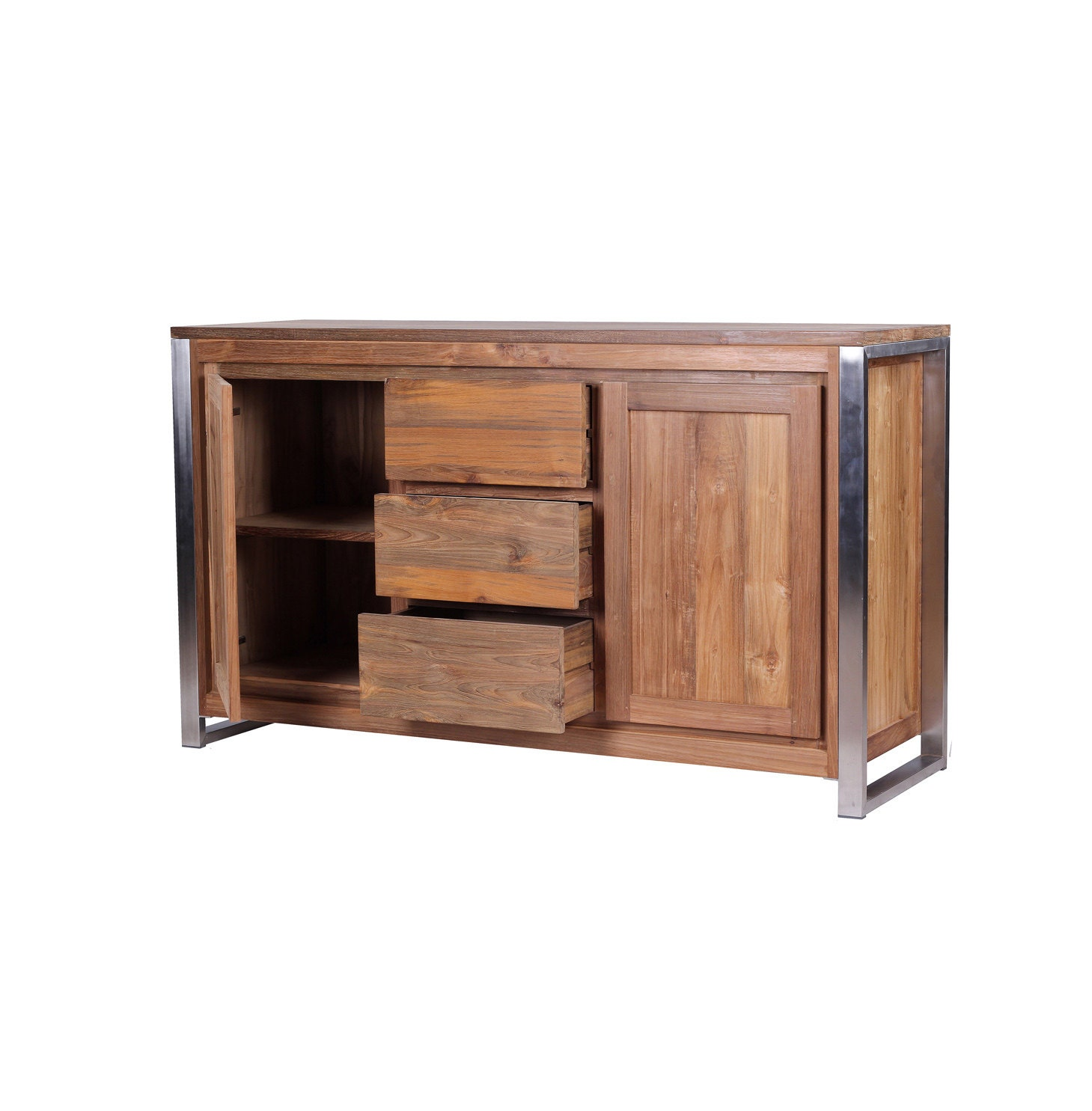 Loyok Reclaimed Industrial Sideboard. Stunning ethical ecofriendly and free delivery!