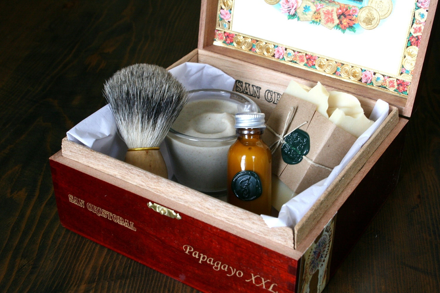 Express Mail Deluxe Eco Friendly Shaving Set