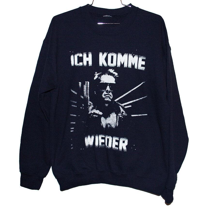 Terminator Sweatshirt (Select Size)
