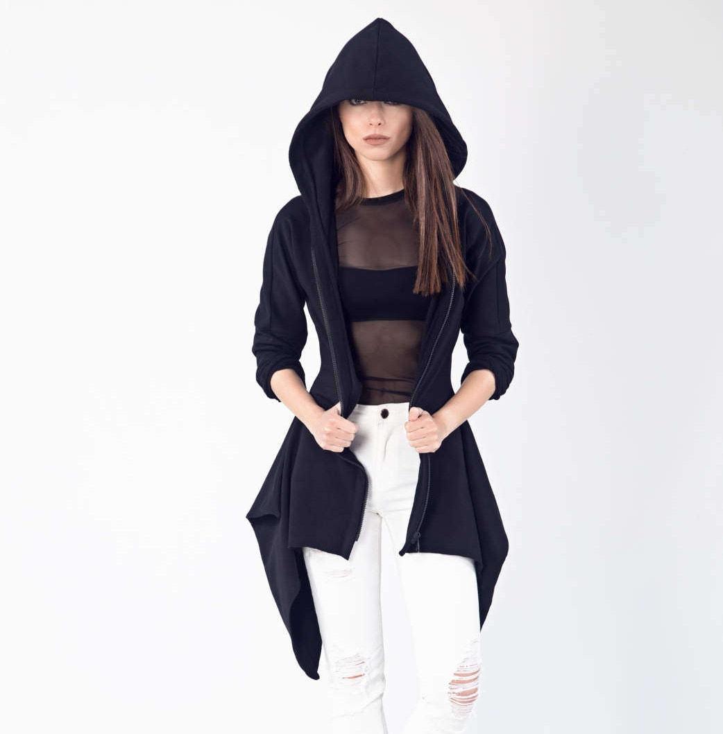 Black Hoodie Sweatshirt womens black hoodie womens Oversize Hoody Sweatshirt Sweatshirts Black Sweatshirt Loose Sweatshirt Black
