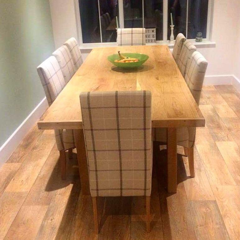 large dining table oak dining table wood dining table dining table table