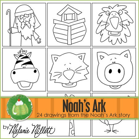 How To Draw Noah