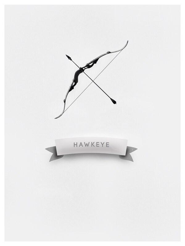marvel hawkeye tattoo tattoo design bild