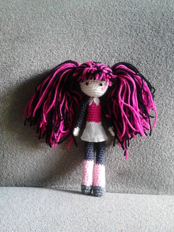 Amigurumi Monster High : Etsy - Your place to buy and sell all things handmade ...