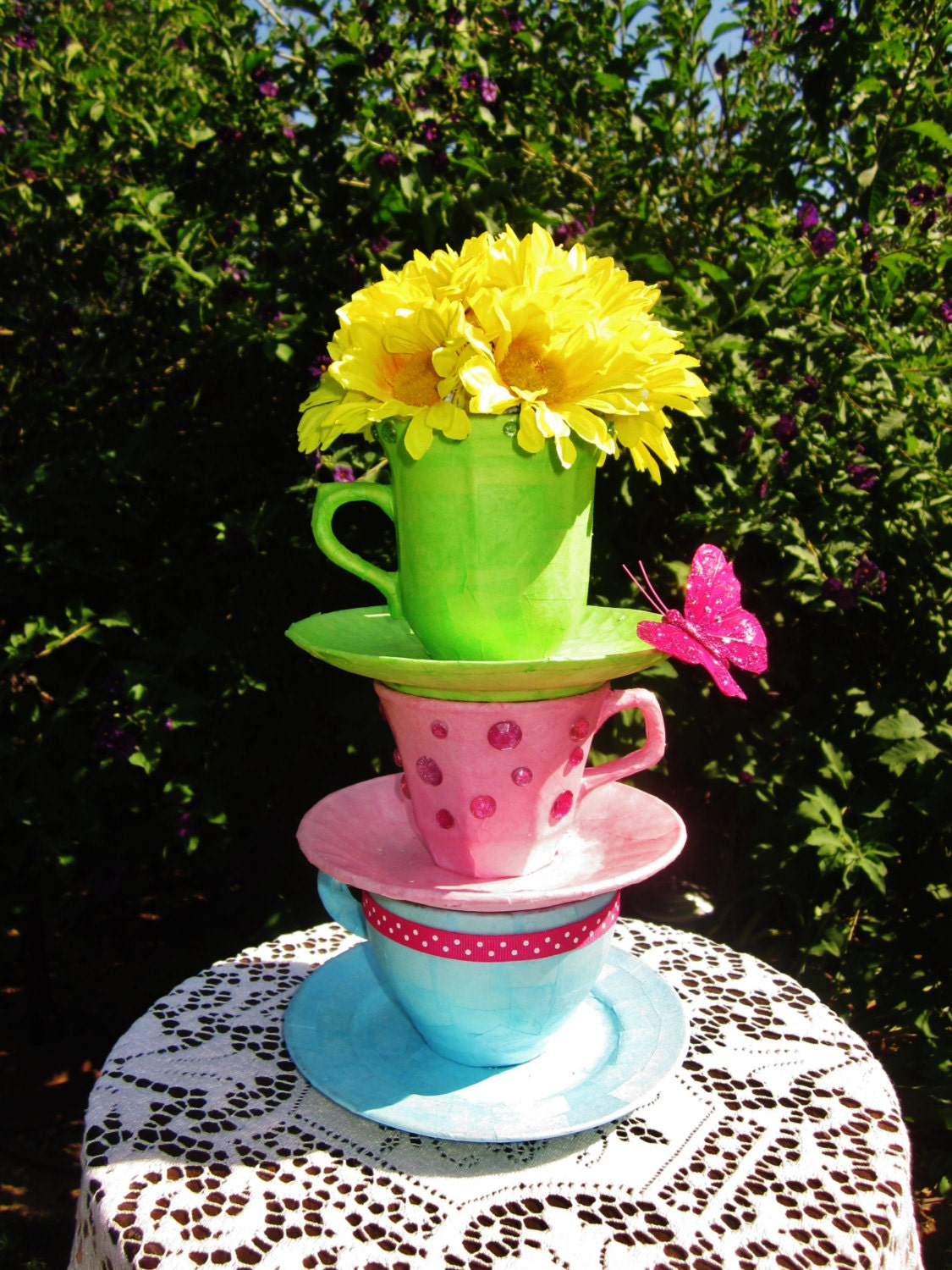 items similar to alice in wonderland whimsical tea party