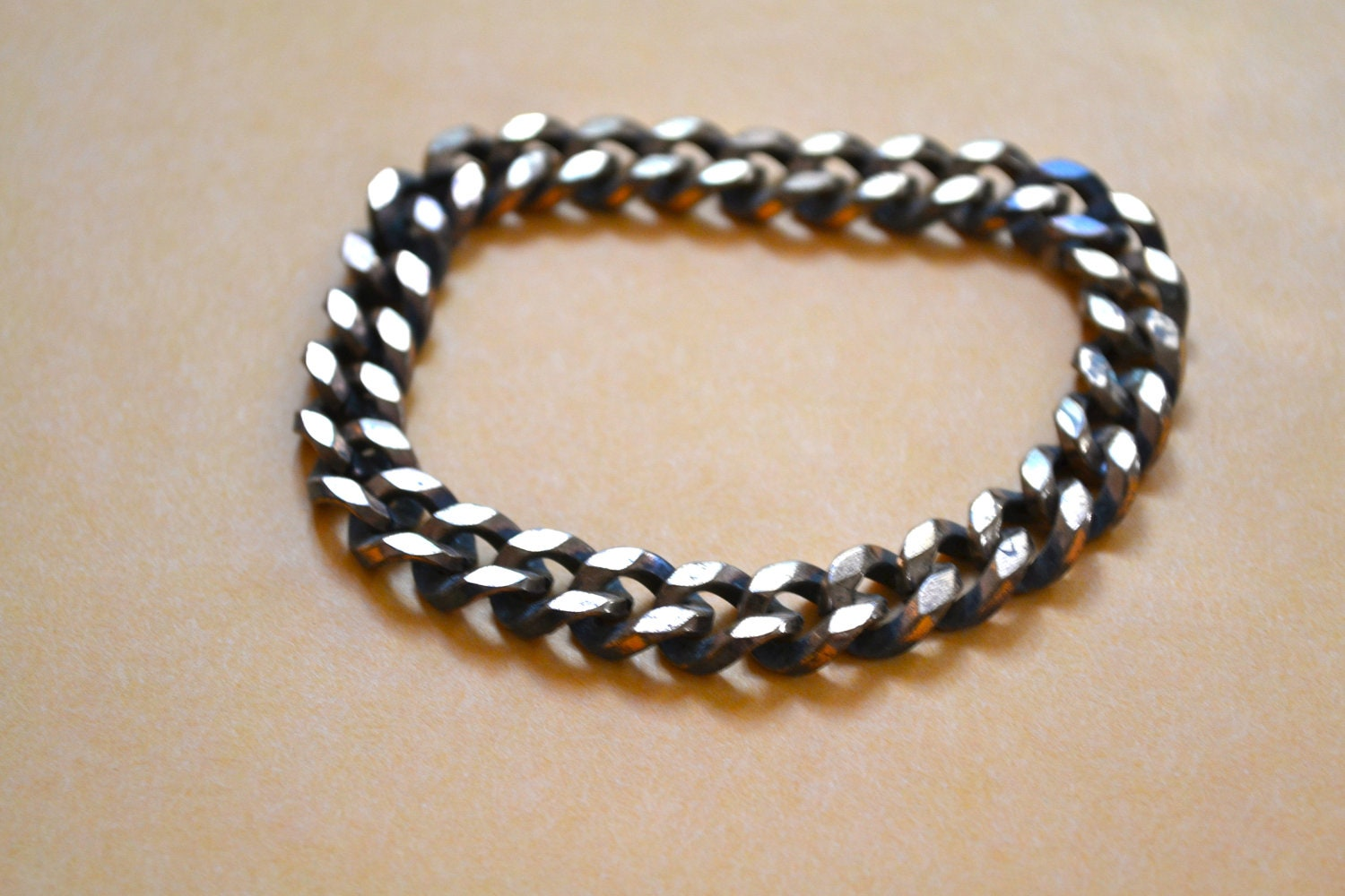 solid copper chain link s bracelet healing copper by