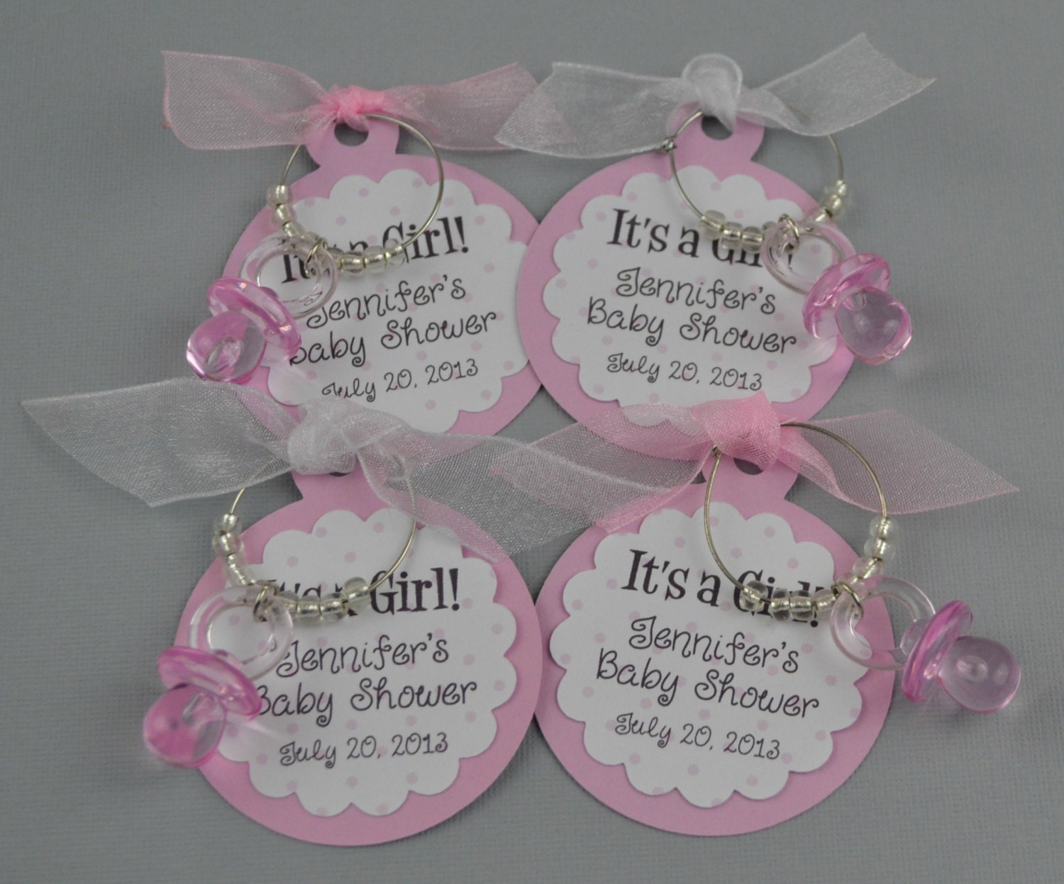 Popular items for girl baby shower favors on Etsy