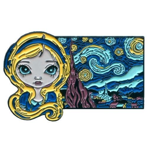 Alice in the Starry Night...