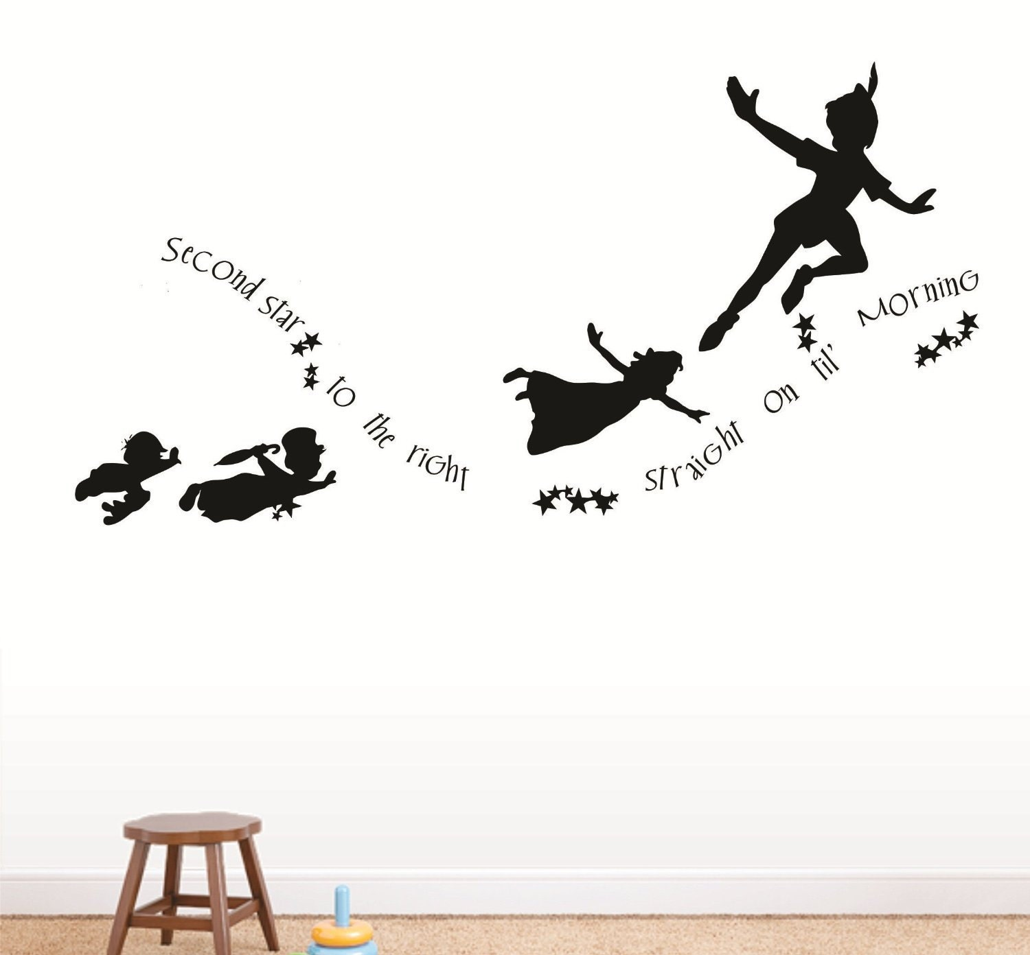 Top Peter Pan Flying S...