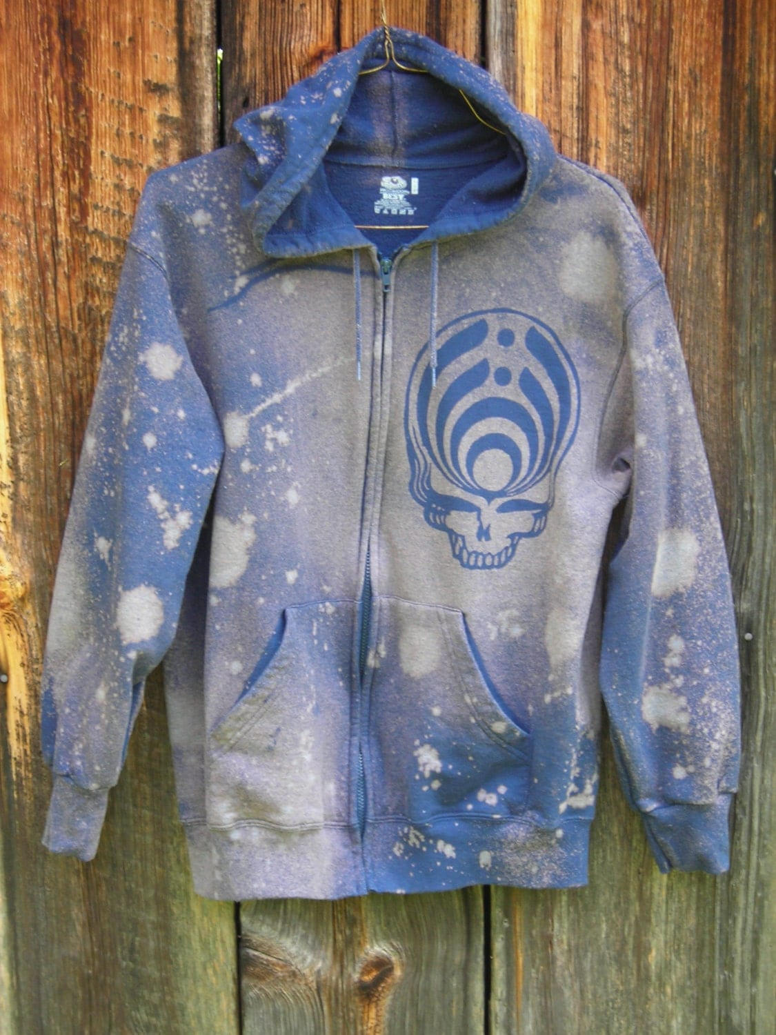 Made to order Steal your Bassnectar Cosmic Hoodie