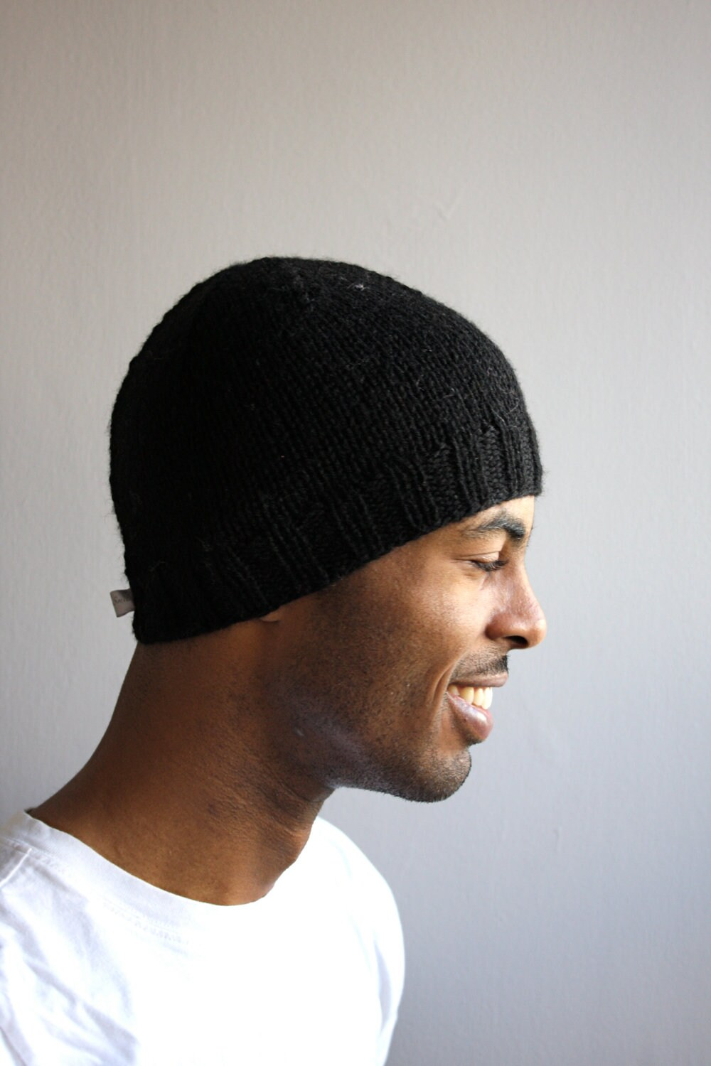 KNIT TOQUE PATTERN MEN Free Knitting and Crochet Patterns