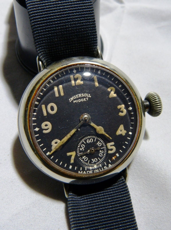 Ingersoll midget wristwatch