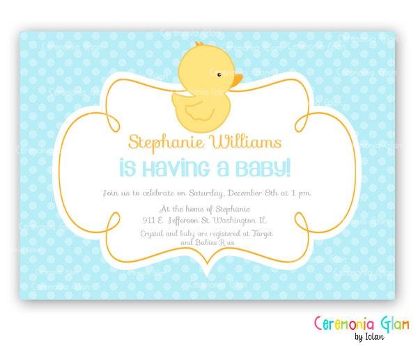 Unisex Baby Shower Invites was perfect invitation ideas