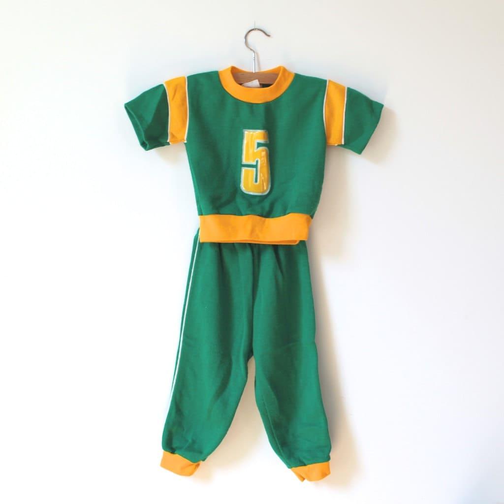 Vintage 2-Piece Athletic Outfit (3T) - littlereadervintage