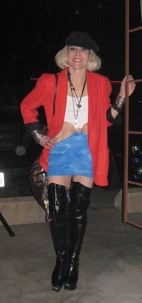 pretty woman vivian hooker dress costume size by prettywomanwear. Black Bedroom Furniture Sets. Home Design Ideas