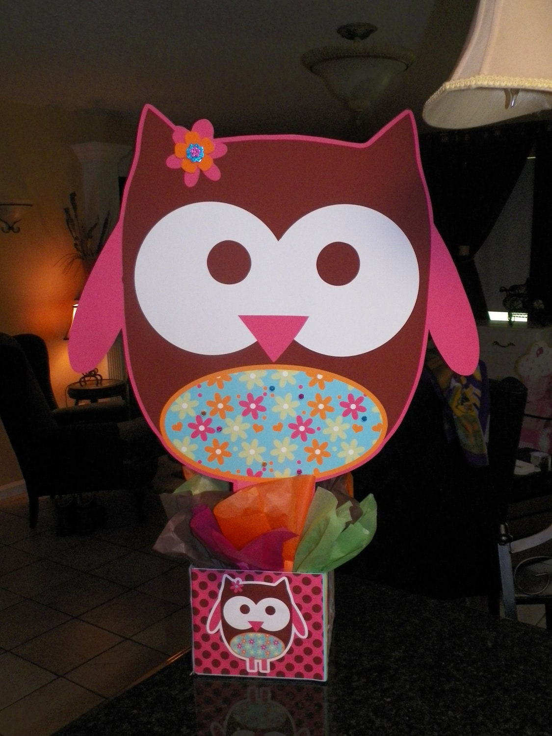 Items Similar To Diy Small 12 Quot Hippie Hippy Chick Owl