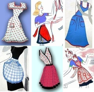 Cooking in Style: Free Apron Sewing Patterns Online - Yahoo