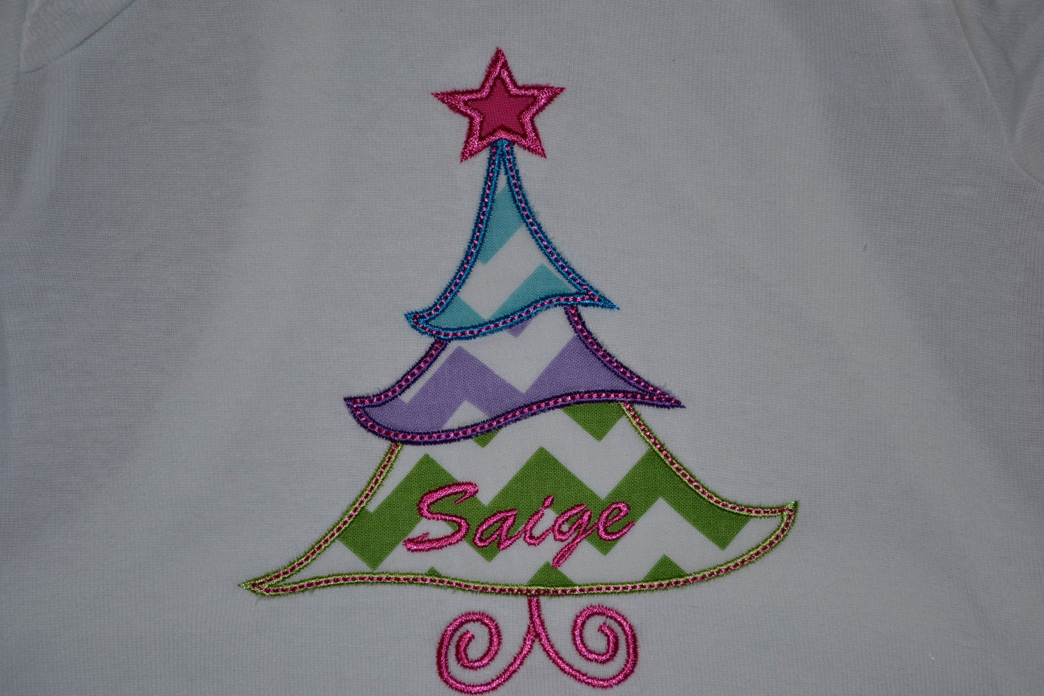 Its going to be a Chevron Christmas Whimsical Christmas Shirt