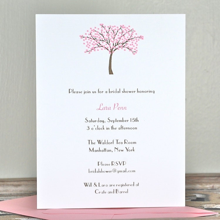 Items similar to Bridal Shower Invitations / Bridal Shower Invites ...