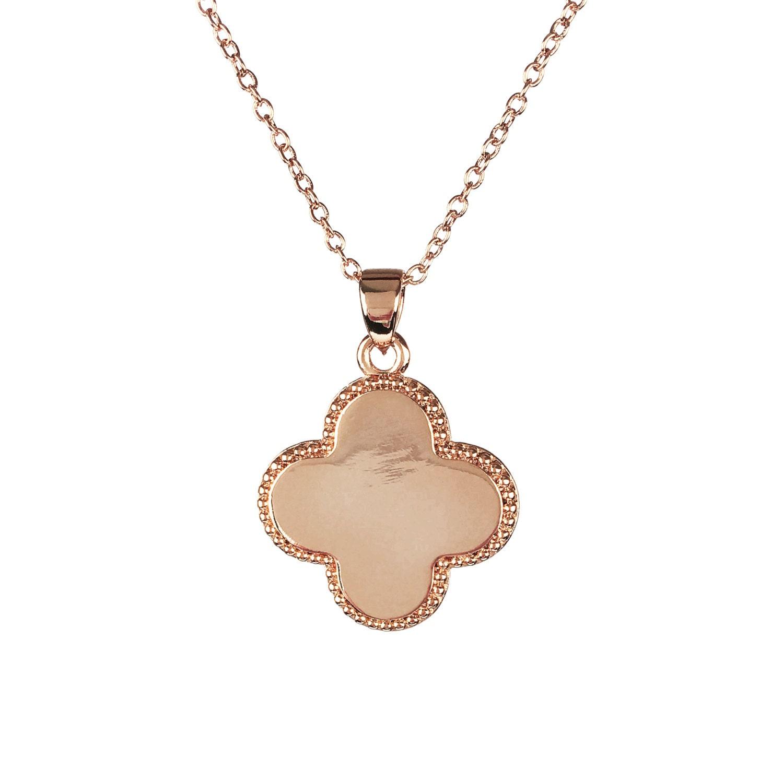 4 Leaf Clover Necklace Valegro