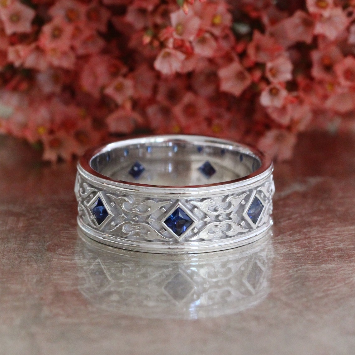 Princess Cut Engagement Rings  The Knot