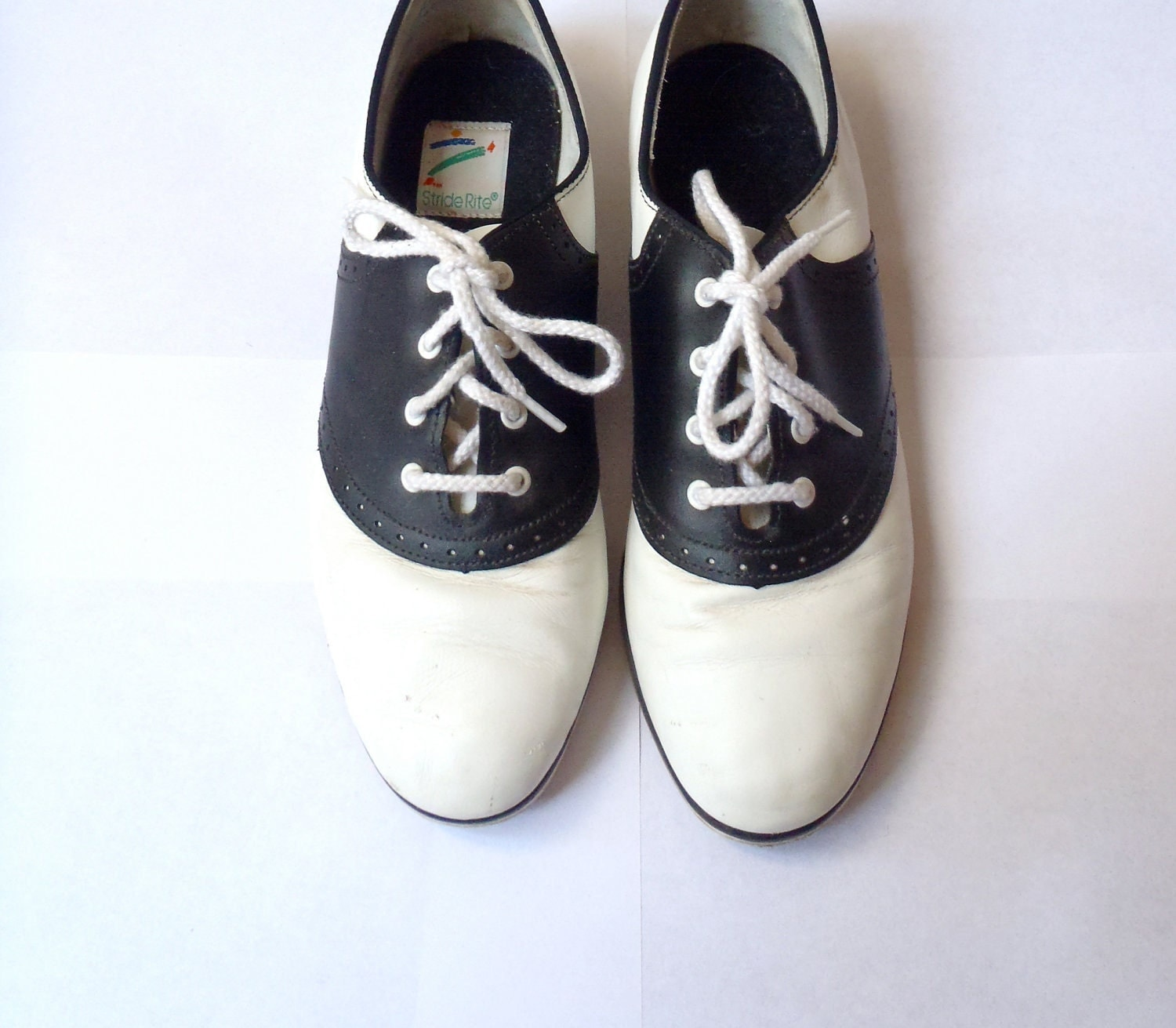 Womens Saddle Oxfords Shoes