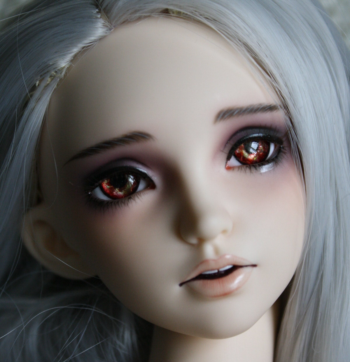 BJD eyes Doll eyes Hand made available in 12141618202224mm Brandy Apple made to order