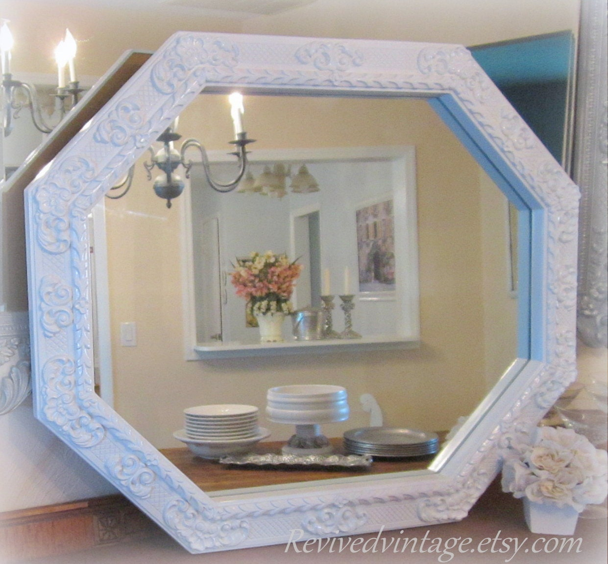 301 moved permanently for White framed mirrors for sale