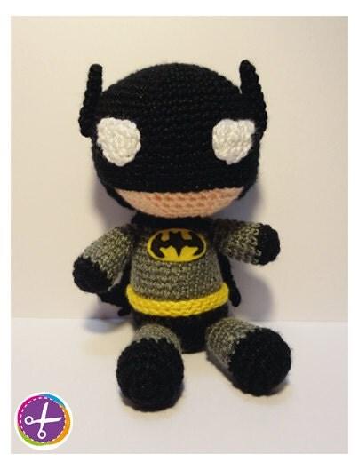 Amigurumi Batman Deutsch : Batman Amigurumi