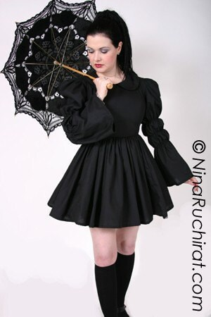 Plus Size Beausion — Gothic Wear :Voluptugoth