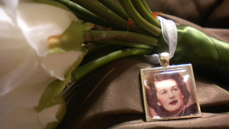 Memorial Bouquet Charm
