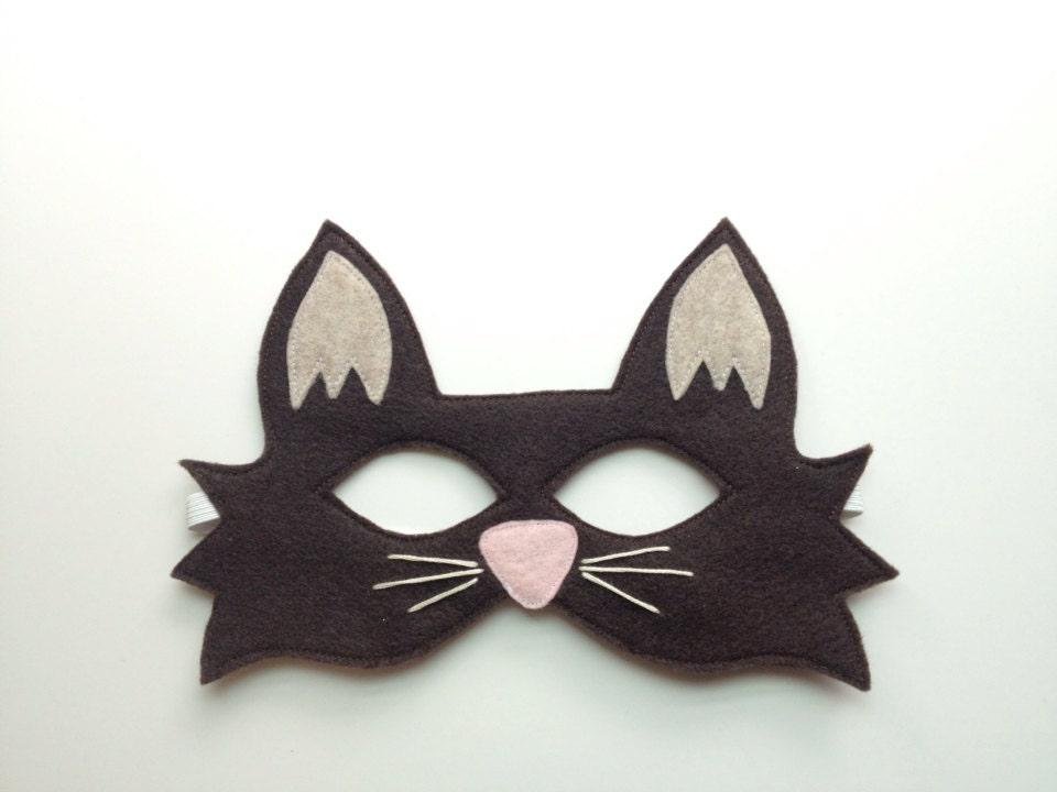 Как сделать маску котика