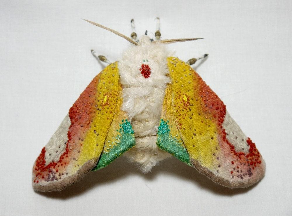 Крылья бабочки своими руками