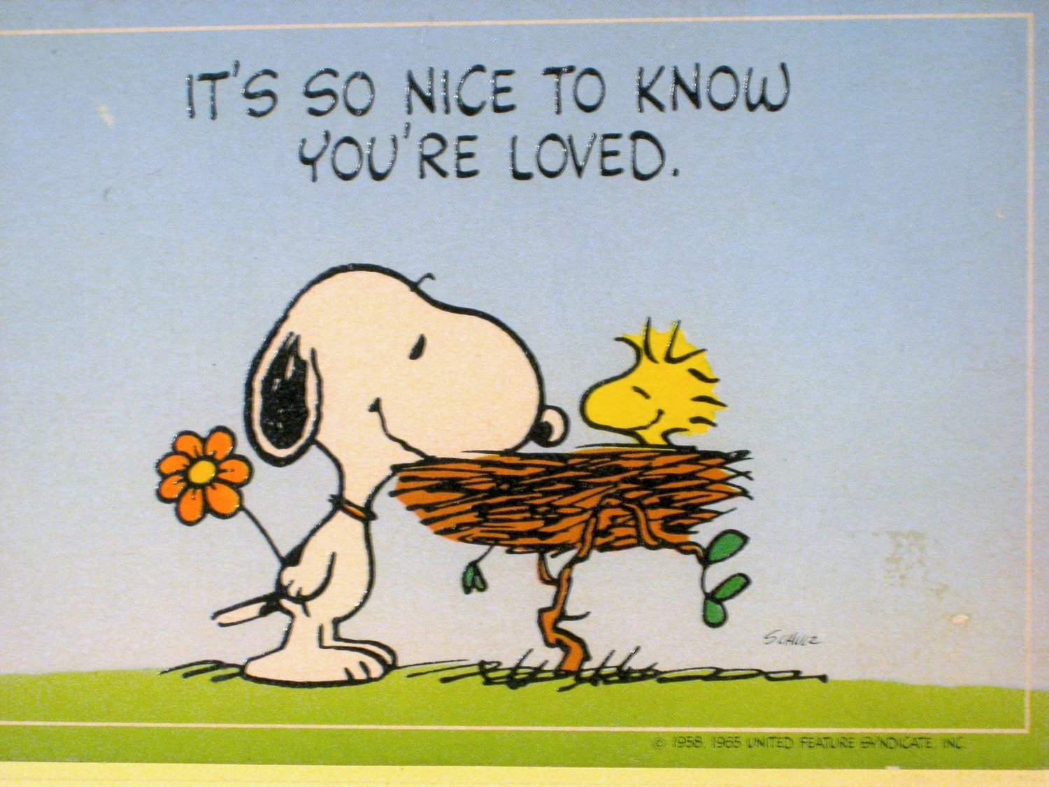 Cute snoopy quotes quotesgram for So nice images