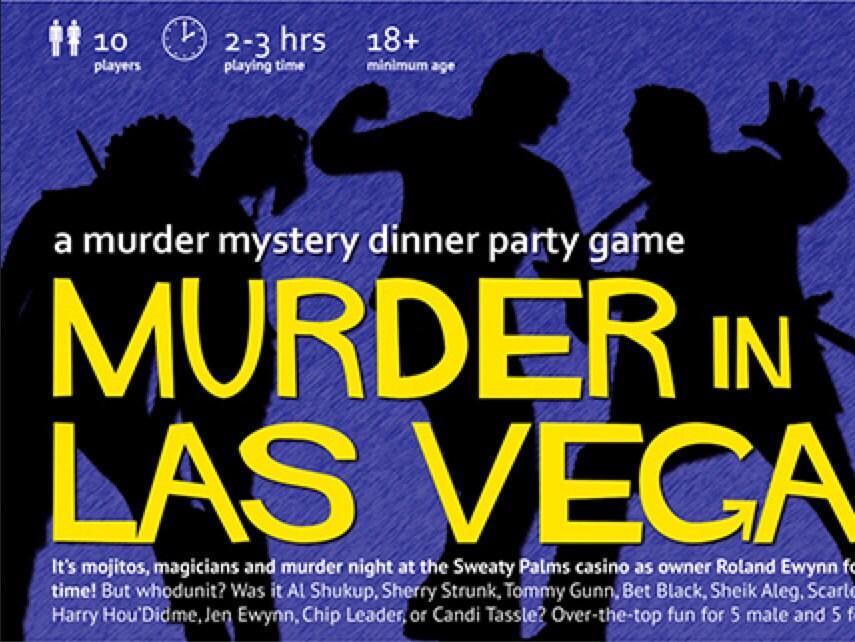 Murder in Las Vegas Download