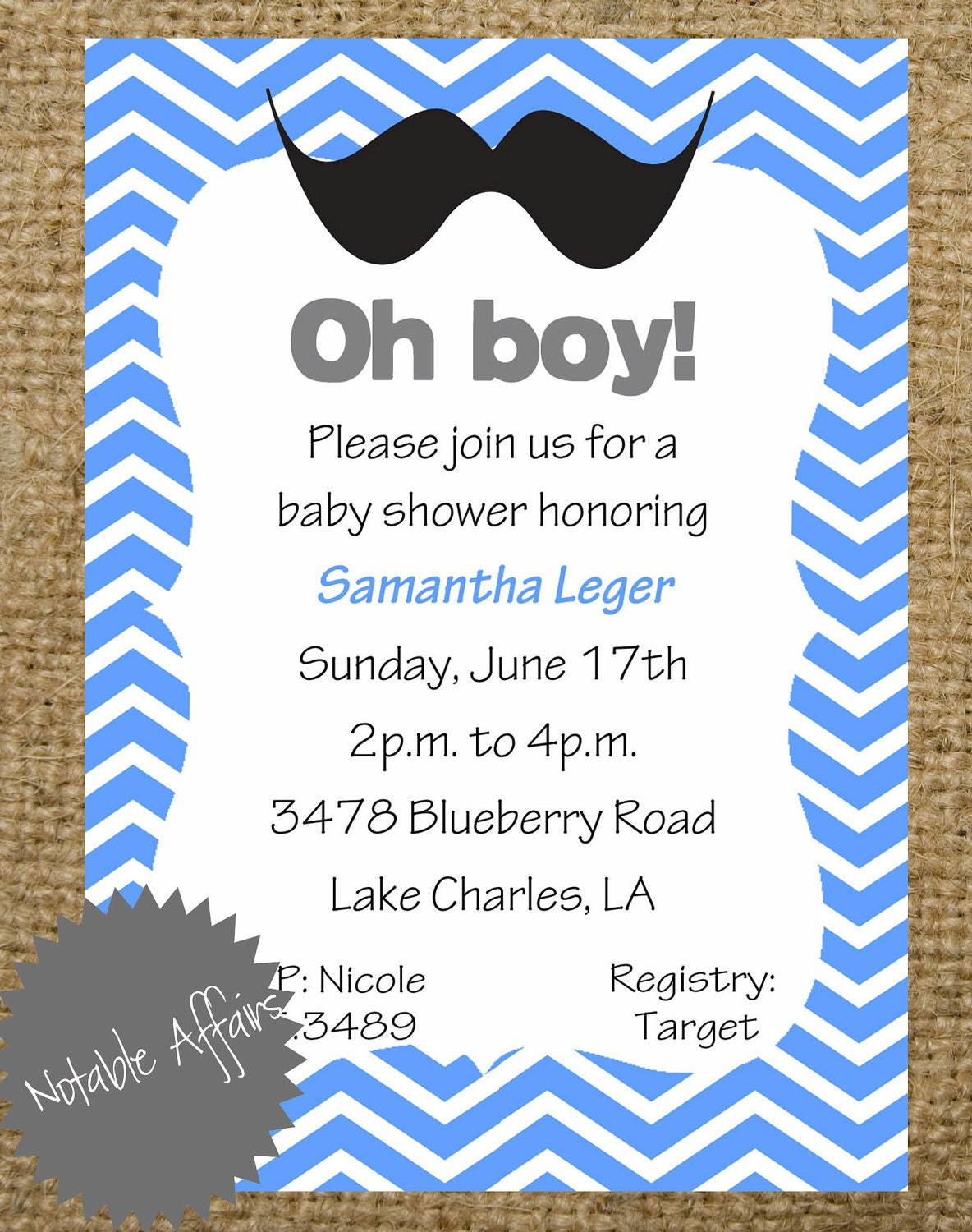 Baby Boy Invitations Baby Shower Printables
