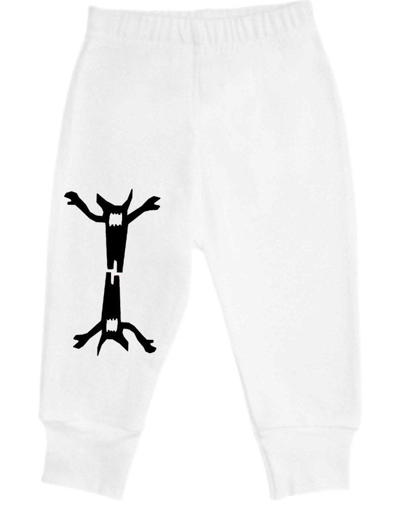 Halloween baby leggings unisex children trousers monster kids hipster kids pants all sizes
