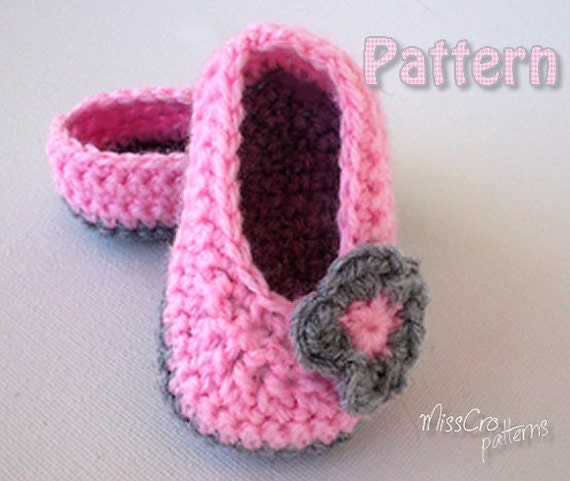 Crochet Baby Ballet Shoes Pattern : 301 Moved Permanently