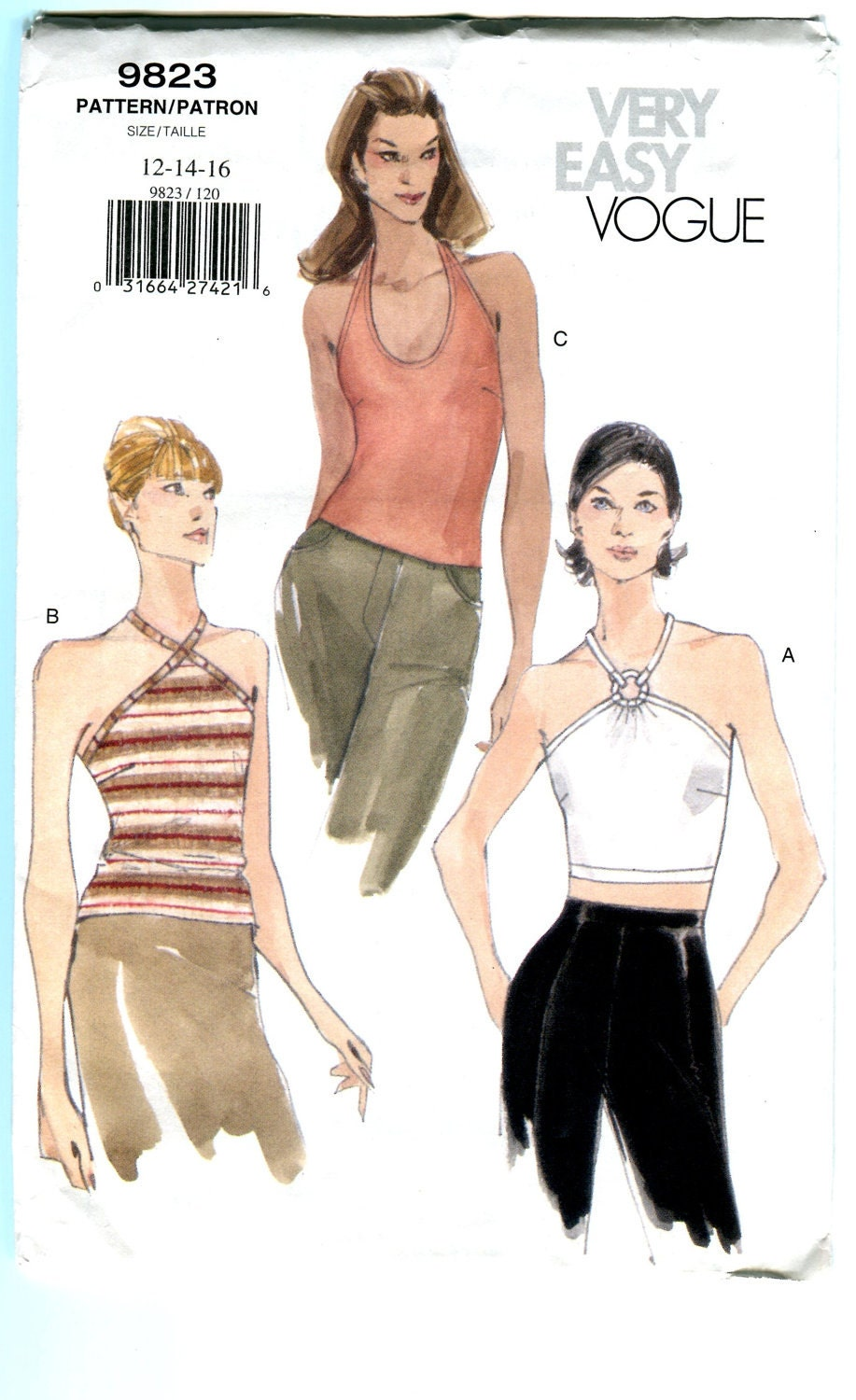 Turn a T-Shirt into a Halter Top - About