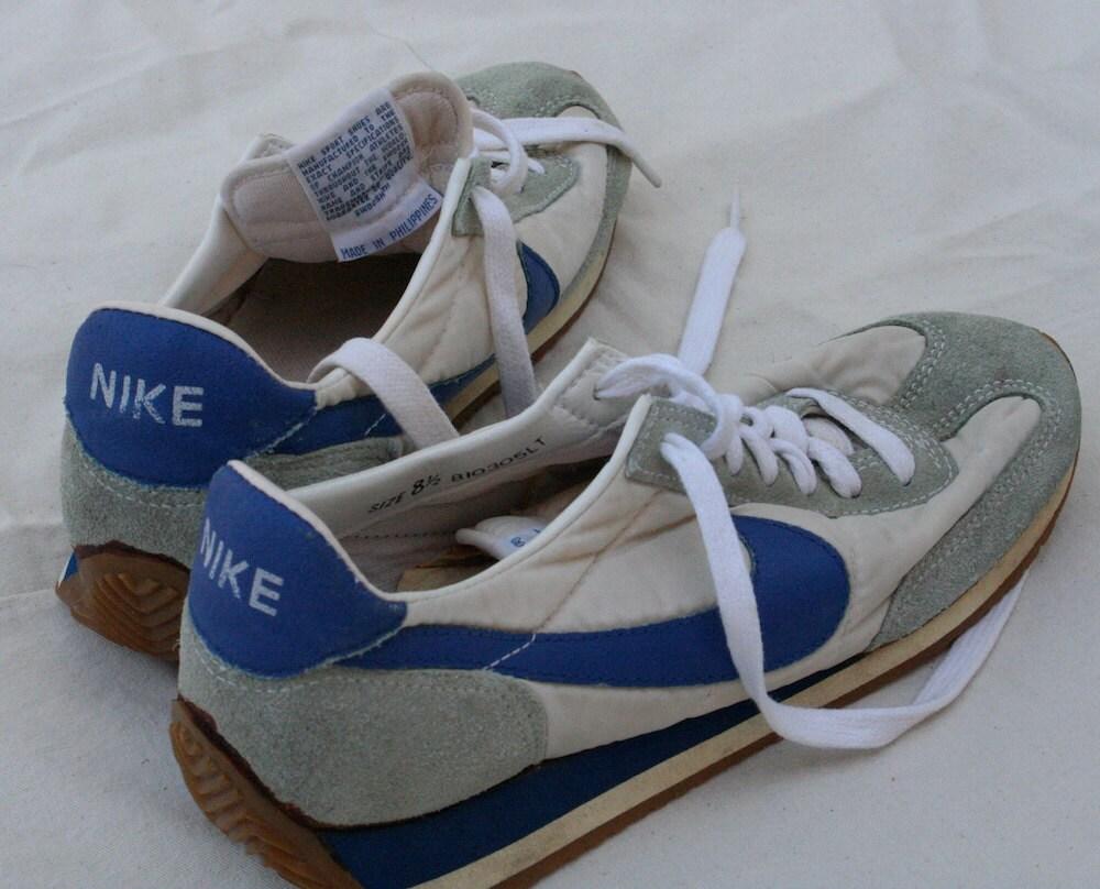 1980 s 1981 vintage nike cortez sneakers kicks tennis by